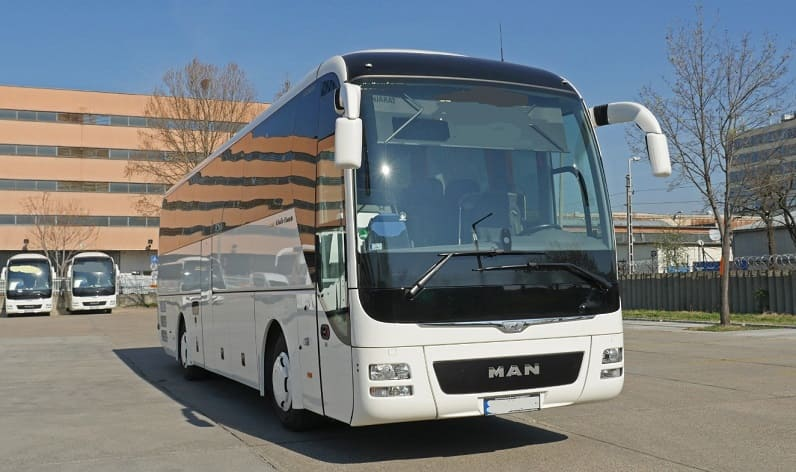 Germany: Buses operator in Bavaria and Germany