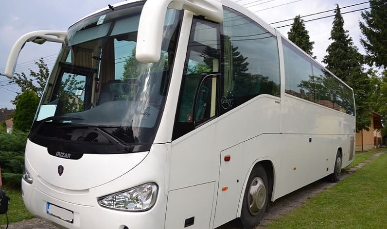 Saxony-Anhalt: Buses rental in Zeitz and Germany