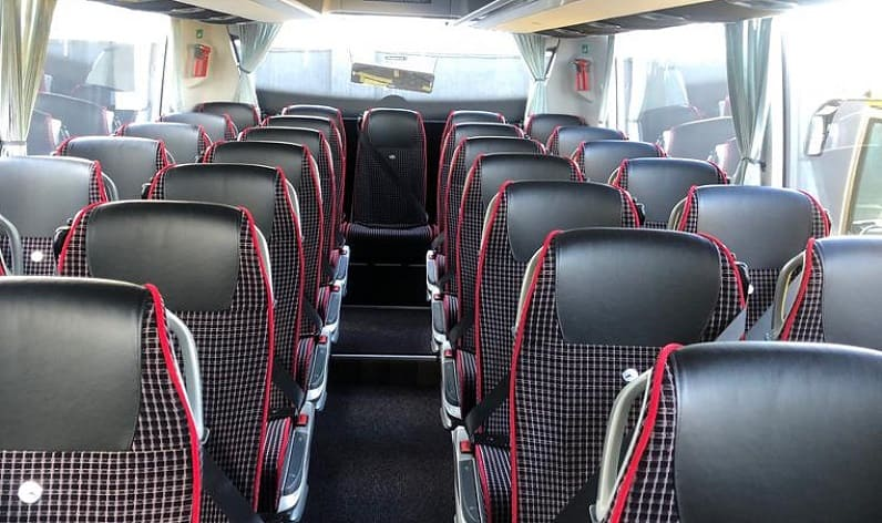 Saxony-Anhalt: Coach booking in Saxony-Anhalt and Germany