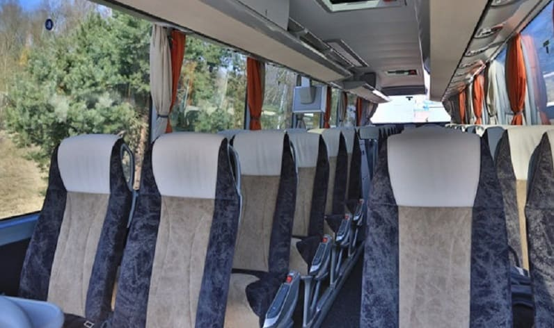 Thuringia: Coach charter in Thuringia and Germany