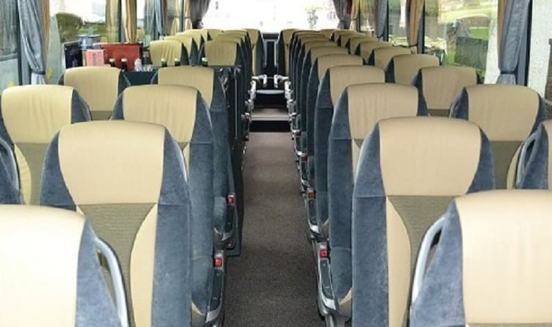 Germany: Coach operator in Germany and Germany
