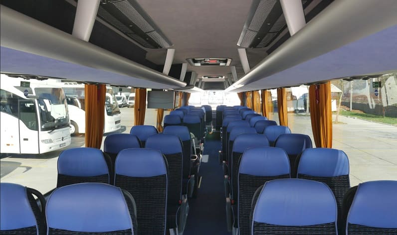 Saxony-Anhalt: Coaches booking in Saxony-Anhalt and Germany